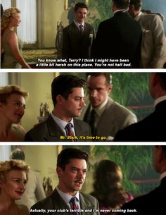 Howard Stark funny moments from Agent Carter Marvel Jokes, Marvel Funny, Marvel Dc Comics, Marvel Avengers, Agent Carter, Peggy Carter, Dc Movies, Tony Stark, Marvel Cinematic Universe