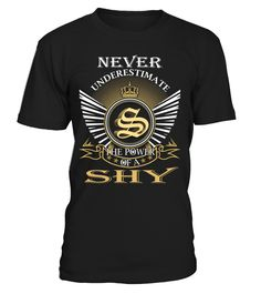 Never Underestimate the Power of a SHY