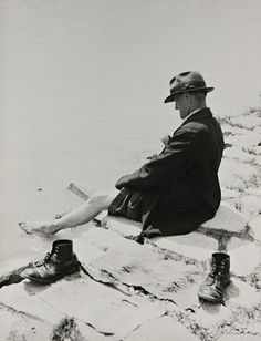 štefan tamáš - na brehu dunaja, 1940.