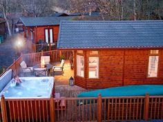 22 Thirlmere, White Cross Bay, Cumbria and The Lake District, England, Sleeps 6, Bedrooms 3, Self-Catering Holiday Cottage With Hot Tub, Pet Friendly.