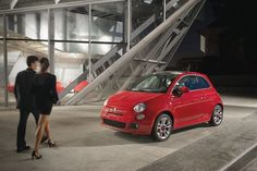 Captivating color to start your night right.  # #FIAT500 #FIAT #FIATUSA #Ciaobaby #FIATlove #500Love #FIATfamily #Italian #CarPorn #CarsWithoutLimits #ItalianStyle #ItalianCar #crossover #cars #auto #car #automotive #drive #autos #instacar #caroftheday #cargram #style