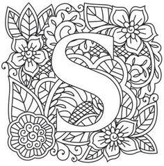 Mendhika Letter S_image