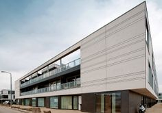 Equitone The Netherlands Eindhoven Housing