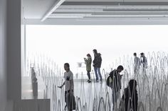 Six of the Best Spatial Installations at Salone del Mobile 2017,nendo. Image © Laurian Ghinitoiu
