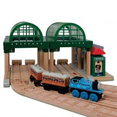 Knapford Station (Thomas the Tank Engine toy)