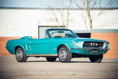 1967 Ford Mustang Convertible - Silverstone Auctions