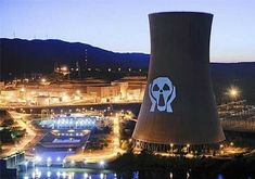 We will shut down country's oldest nuclear Plants, Spain says Scream, Tsunami, Le Cri, Nuclear Disasters, Fukushima, Chernobyl, Water Plants, Street Art, The Incredibles