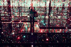 Yayoi Kusama exhibition at Tate Modern from KRISATOMIC