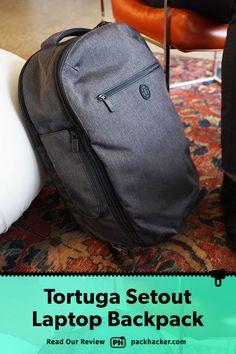 The Setout Laptop Backpack is a solid tech-focused backpack, although we're left wondering what it has to offer that the Setout Divide hasn't already covered. Best Laptop Backpack, Best Travel Backpack, Travel Bags, Osprey Farpoint, Nalgene Bottle, Backpack Organization, Backpack Reviews, Sailing Outfit, Cool Backpacks