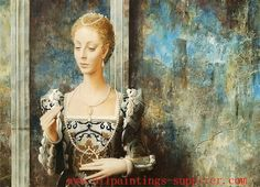 We are professional Kacper Kalinowski supplier and manufacturer in China.We can produce Kacper Kalinowski according to your requirements.More types of Kacper Kalinowski wanted,please contact us right now! European Paintings, Painted Ladies, Medieval Art, Woman Painting, Contemporary Artists, Vintage Photos, Fine Art, Portrait, Illustration