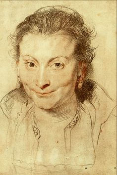 Peter Paul Rubens http://upload.wikimedia.org/wikipedia/commons/0/02/Portrait_of_Isabella_Brant_-_Sir_Peter_Paul_Rubens.png