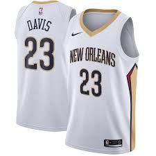 NBA Men s New Orleans Pelicans Anthony Davis Replica Player Home Jersey 986ba67f8
