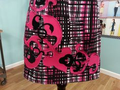 add applique to a simple dress @angelawolfpins @brothersews #ItsSewEasyTV  #wardrobechallenge