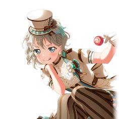 青葉 モカ [コードネームモカ] | バンドリ! ガールズバンドパーティ!DB【ガルパDB】 Moca, Picts, Girl Bands, Anime Love, Sailor Moon, Bangs, Princess Zelda, Animation, Rain