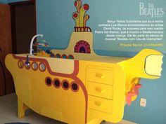 Berço Yellow Submarine
