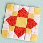 I'm helping @babylocksewing celebrate National Quilt Month with a free quilt block pattern. Babylock is celebrating by giving away a fancy sewing machine! You can find links to all the fun on my blog.  #nationalquiltingmonth  #BabyLockQuilting2016