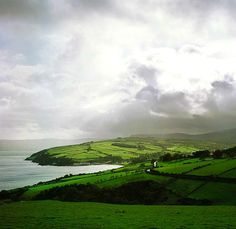 Northern Ireland coast.