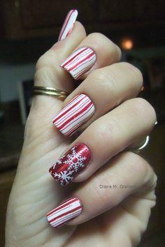 Holiday Nail Polish - Holiday Manicure | Wedding Planning, Ideas & Etiquette | Bridal Guide Magazine