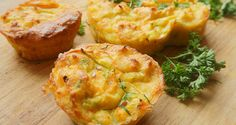 Easy Loaded Omelet Muffins each serving is 3 muffins