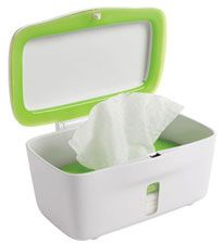 OXO Tot Wipes Dispenser. Photo and item from oxo.com