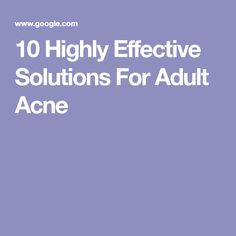 Adult acne is common in women, mainly due to hormonal shifts. Here, dermatologists explain why you're still breaking out past puberty and offer the best adult acne treatments and remedies for clear, glowing skin. Adult Acne Treatments, Clear Pores, Pore Cleanser, Neutrogena, Glowing Skin, Healthy Living, Skin Care, Beauty, Healthy Life