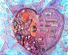 Art Anthology project by Kristie Taylor