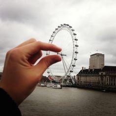 London Eye London Eye, Opera House, Scenery, Louvre, Landscape, Paisajes, Nature, Opera