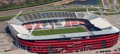 AFAS Stadion AZ Zonnepanelen 2