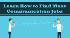 Job Openings in Mass Communication -Search or find or browse Mass Communication Jobs Openings in Top Companies near your city, state or locations. Register Free to apply online. Communications Jobs, Mass Communication, Business Professional, Apply Online, Job Opening, Find A Job, Branches, Career, How To Apply