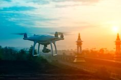 With a broad range of practical applications and rapidly evolving technology, drones offer huge untapped potential, but not every market offers equal opportunities for growth. Here are seven facts and forecasts to know before investing.