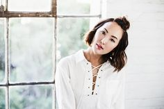 3 Chic Ways to Style Short Hair, by Chriselle Lim | Byrdie