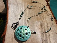 Z mechu a kapradí Polymer Clay Jewelry, Horn, Jewels, Gallery, Jewelery, Jewelry, Horns, Jewel, Crescent Rolls