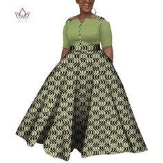 afrikanische kleider 2019 African Dresses For Women Dashiki African Dresses For Women Colorful Daily Wedding Size Ankle-Length Dress African Print Clothing, African Print Dresses, African Print Fashion, African Clothes, Latest African Fashion Dresses, African Dresses For Women, African Attire, African Women, Style Africain