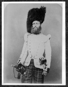 1856 72nd Highlanders Seaforth Drummer Crimean War Hero    Crimean Heroes Series 1856     72nd Highlanders (Seaforth)   Drummer John Rennie