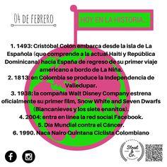 Hoy en la historia ... #instagram #socialmedia #socialmarketing #socialmediamarketing #Digitalmedia #digitalmarketing #communitymanager #publicidad #redessociales #instamarketing #Cali #Colombia #Medellin #Bogota #Cartagena #DeCaliSeHablaBien #Argentina #Venezuela #Panama #Ecuador #Peru #Chile #Mexico #España #Miami #NYC