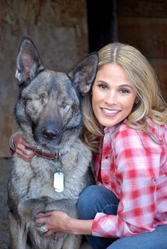"""""""My downtime actually goes back to my charity work including volunteering at animals shelters like Best Friends Animal Society, for those that aren't as lucky as my pups."""" 