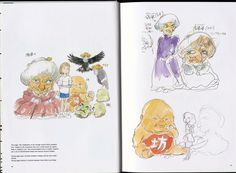 Miyazaki Spirited Away, Studio Ghibli, Comics, Art, Art Background, Kunst, Cartoons, Performing Arts, Comic