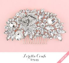 Hair Accessories - Kate Ketzal Jewelry & Adornments