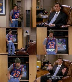 One of my favorite scenes EVER.  hahahhaha joey....