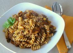Curry Pasta - Katha-kocht!