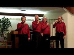 "▶ Palm-Aires Quartet Sings ""O You Better Mind"" - YouTube #singing #quartet #mennonite #music #acappella"