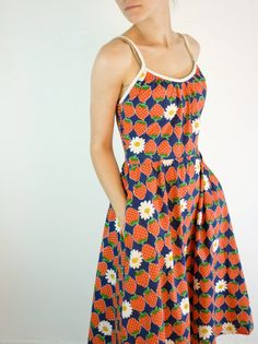 vintage dress, jessjamesjake (etsy)