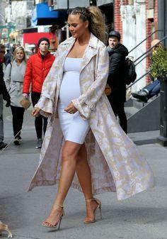 chrissy teigen grávida