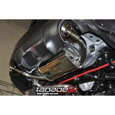 Tanabe Medalion Touring Exhaust Subaru BRZ (2013) T70166