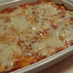 Almost Lasagna: An Easy and Delicious Baked Pasta #Recipe