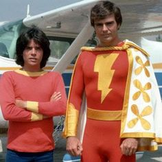 Shazam! I remember Saturday mornings....loved this show. Mostly cus the guys were cute!!! ❤️