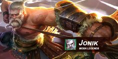 What do you think of Jonik? Let us know in today's Hero Feedback Post!