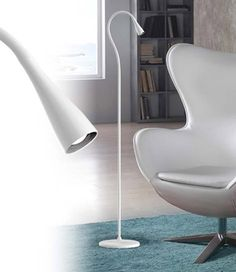 Lamparas de Pie de Lectura : Coleccion ION Egg Chair, Lounge, Interior Design, Lighting, Furniture, Reading, Home Decor, House Decorations, Contemporary Style