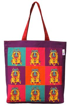 Pop Taxi's Tote Bag