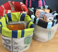 I want to make some of these for Berks toys.  #storage #organizing #homedecor